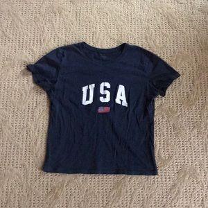 PacSun J Galt USA Shirt. One Size